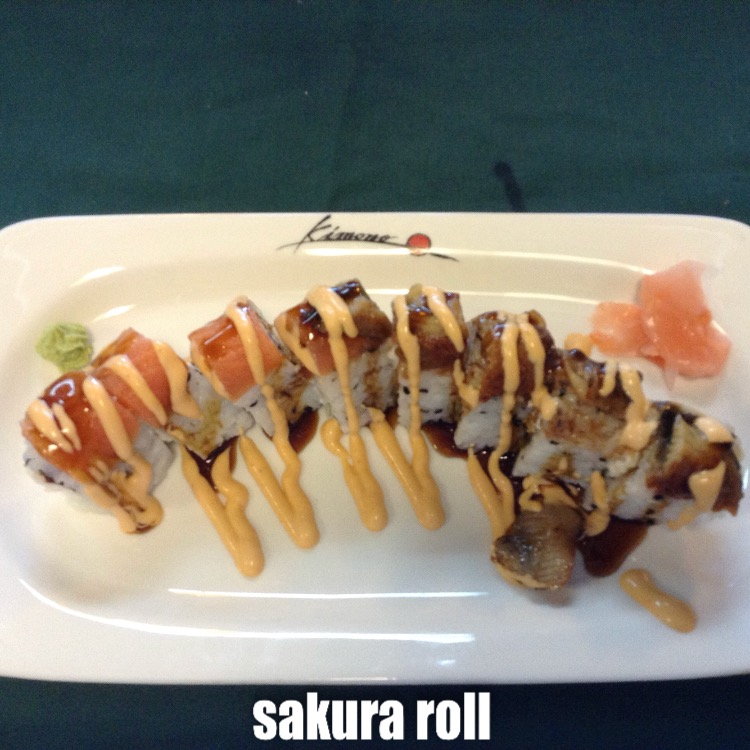 Sakura Roll Image