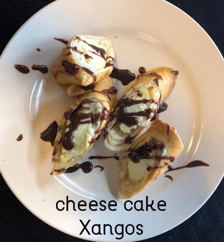Cheese Cake Xangos Image