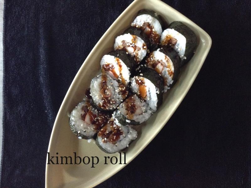 Kimbop Roll Image