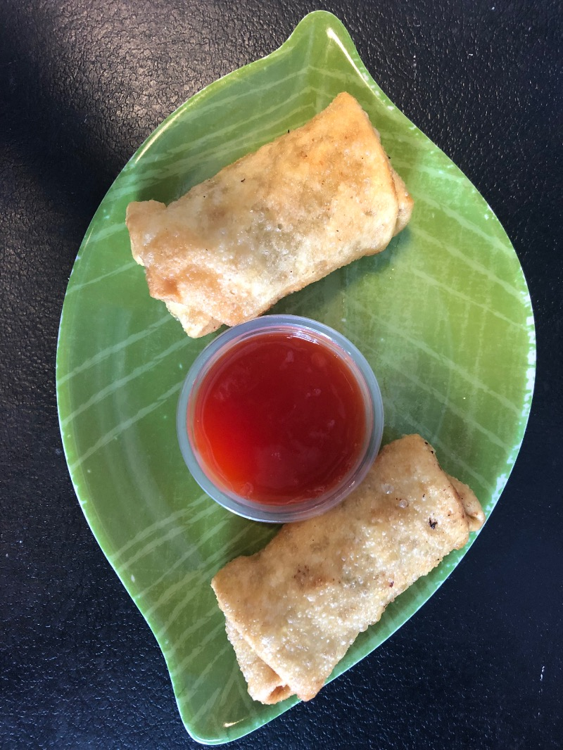 Egg Roll (with Meat)