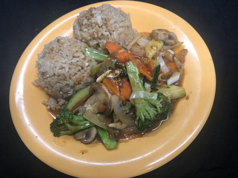 Hibachi Vegetable Image