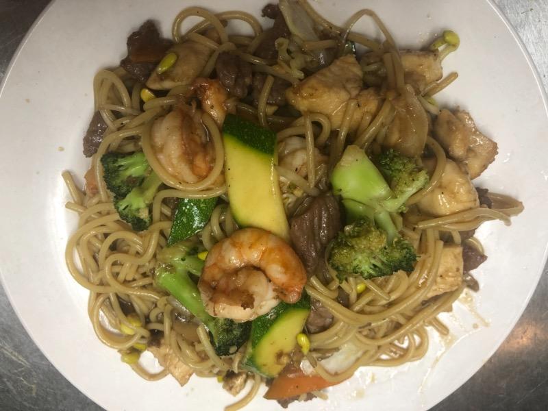 Isshin Fried Noodle Image