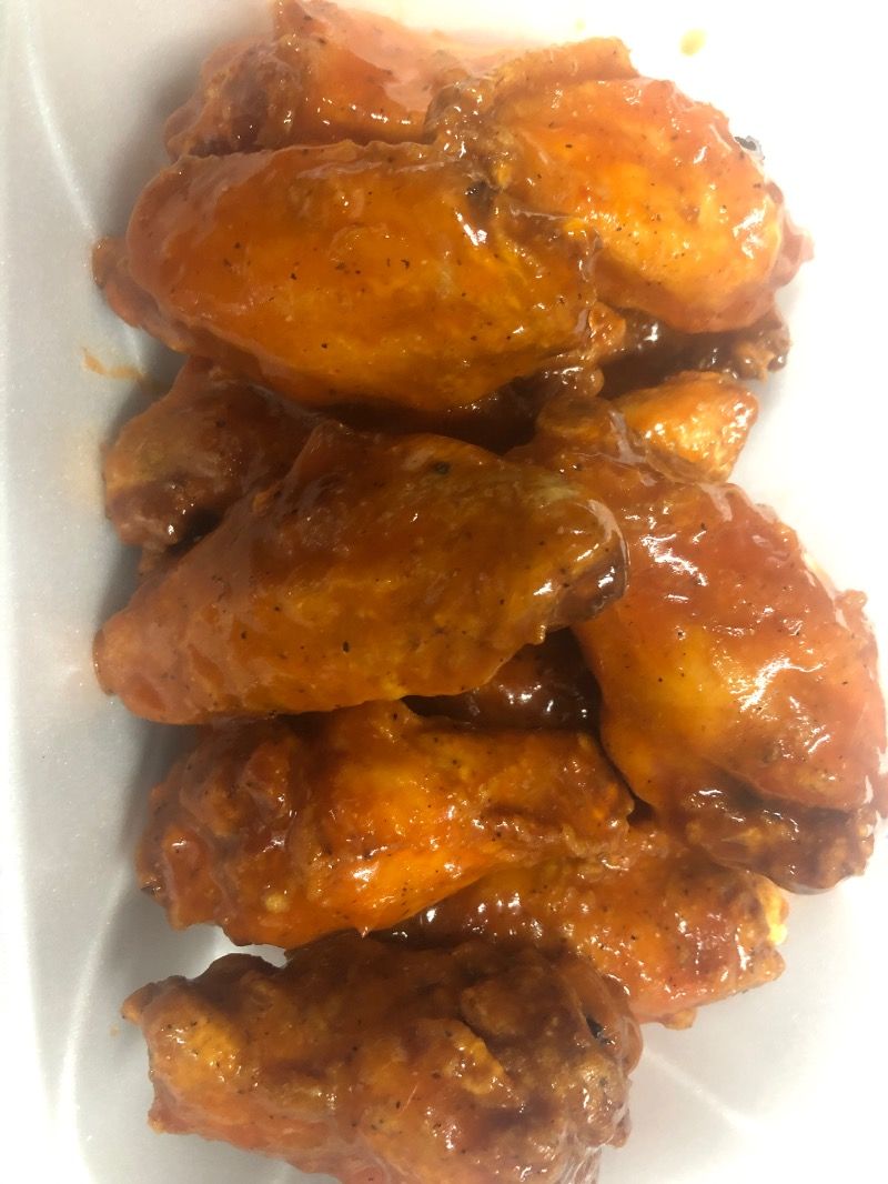 Spicy Chicken Wings (6) Image