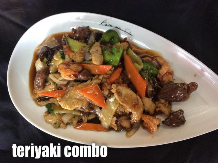 Teriyaki Combo