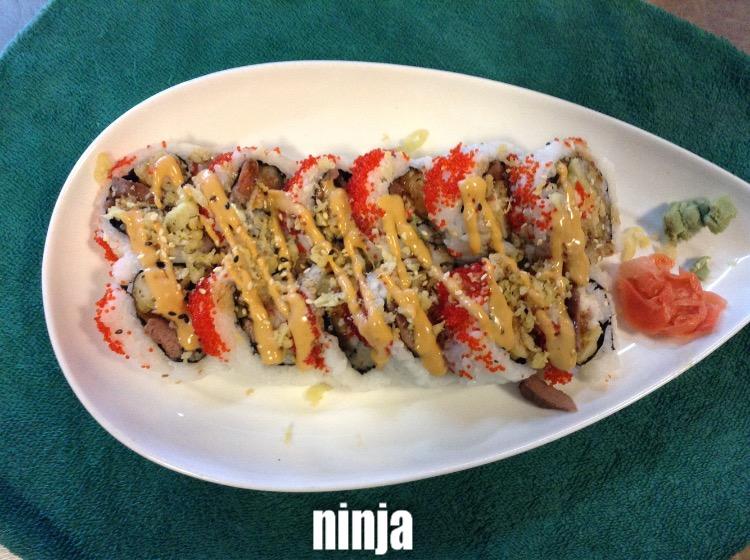 Ninja Roll Image