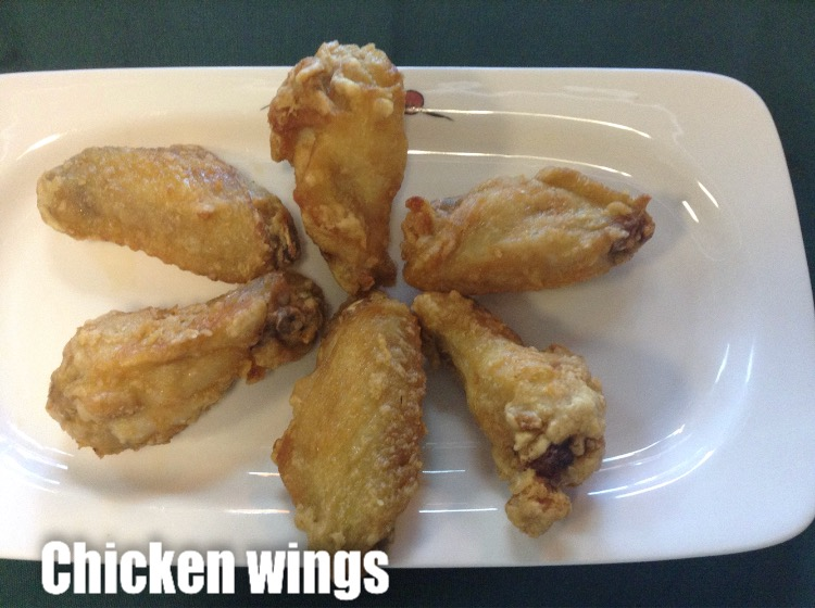 Fried Chicken Wings (6) Image