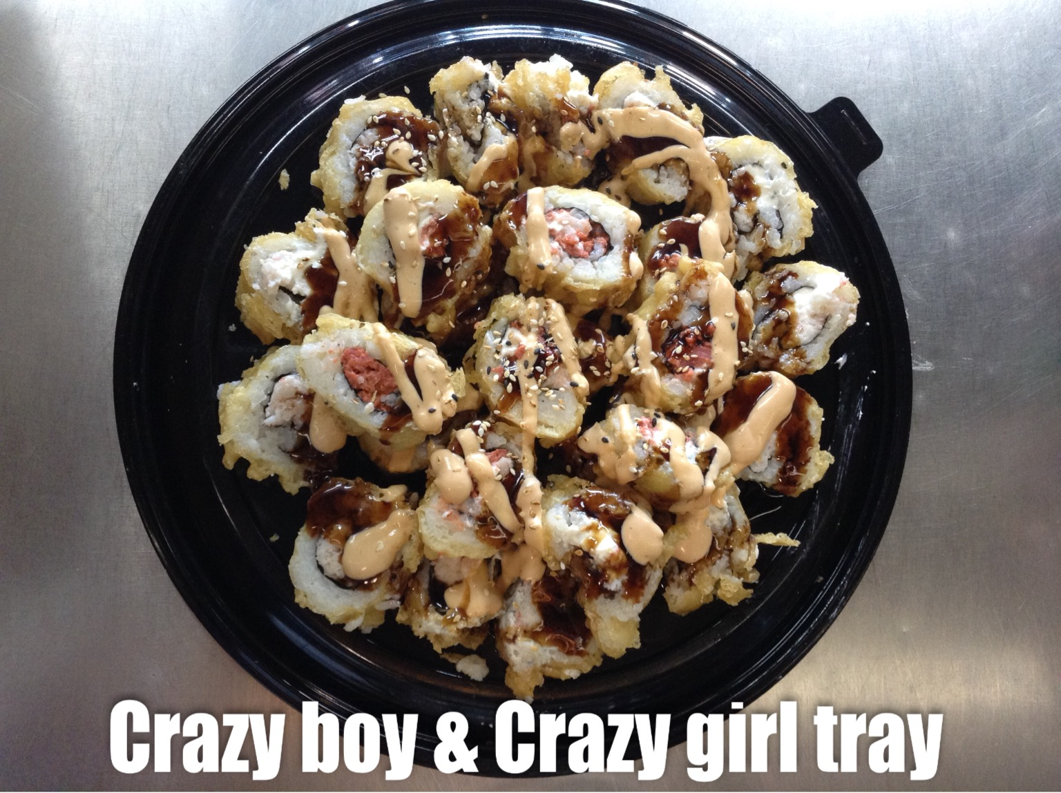 Crazy Girl Roll