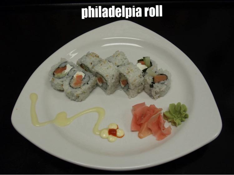 Philadelphia Roll Image
