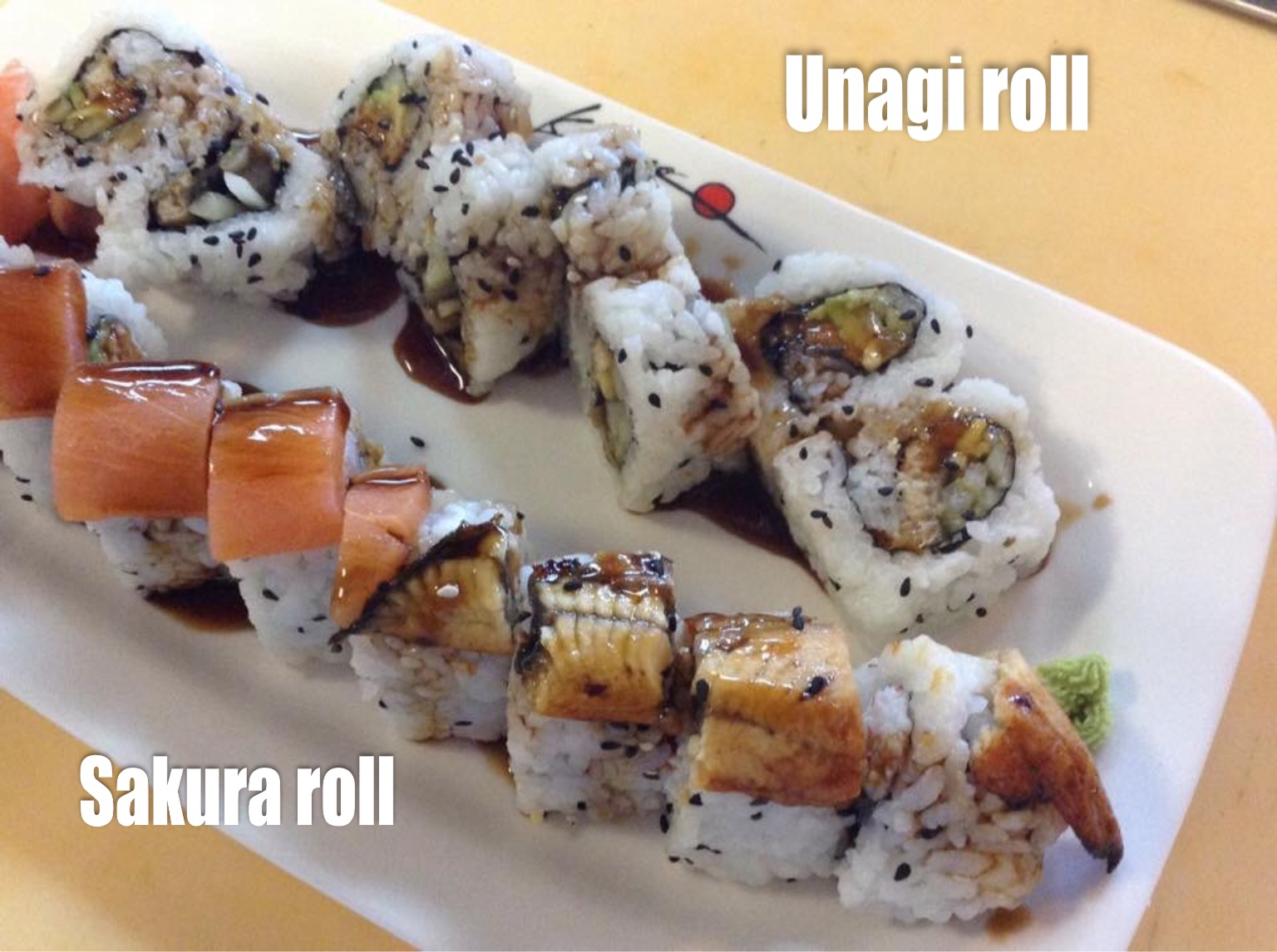 Unagi Roll Image
