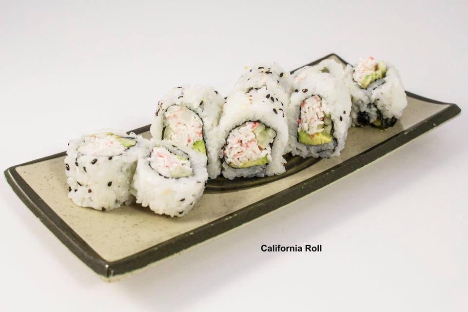 California Roll Image