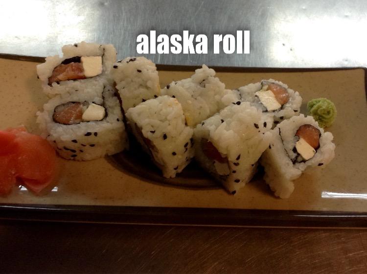 Alaska Roll Image