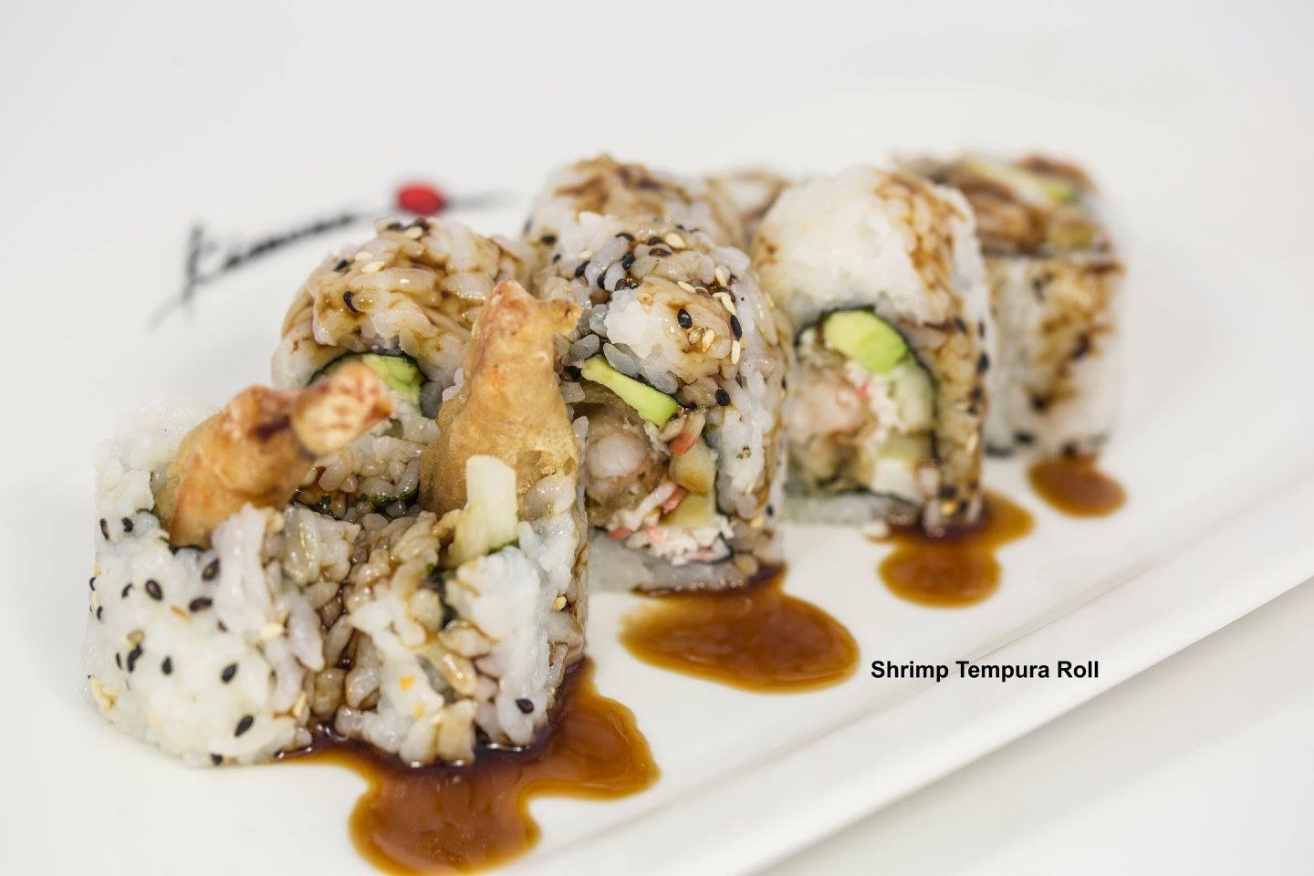 Shrimp Tempura Roll Image