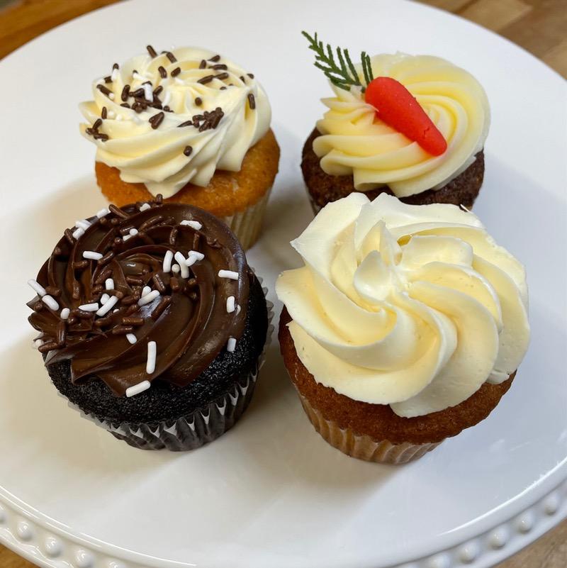 1 Dozen Cupcakes Image