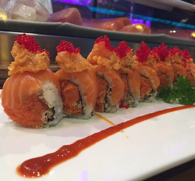 10. Double Spicy Roll