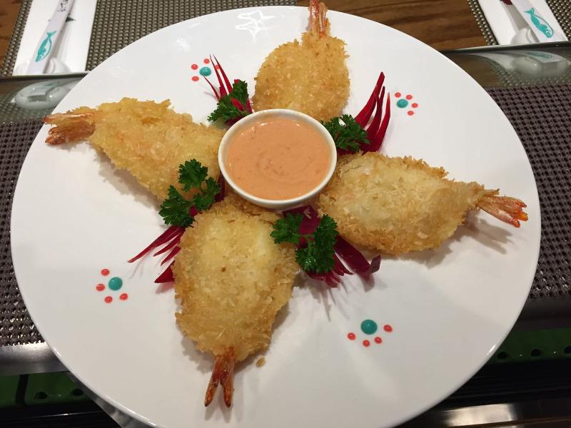 6. Coconut Shrimp Image