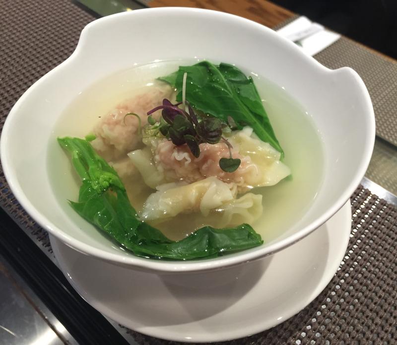 3. Classic Shrimp & Pork Wonton Soup