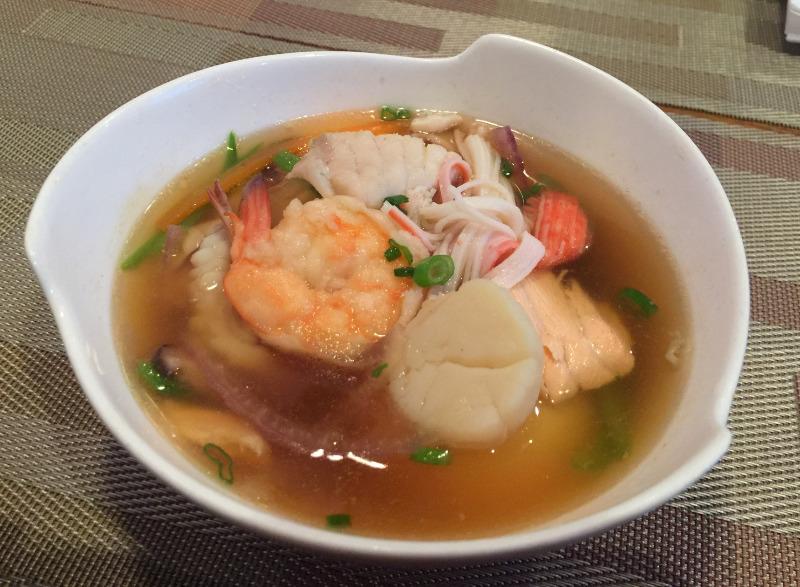 6. Japanese Seafood Soup Image