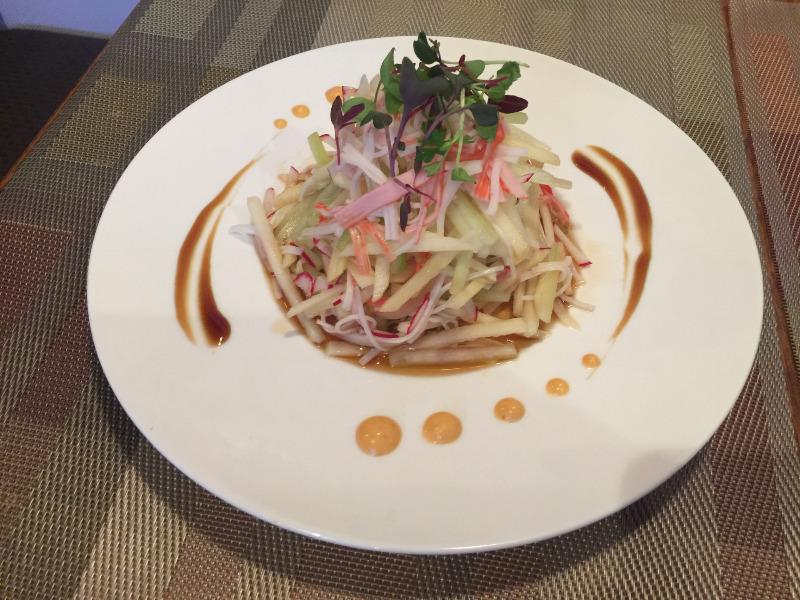 2. Izu Crab Salad Image