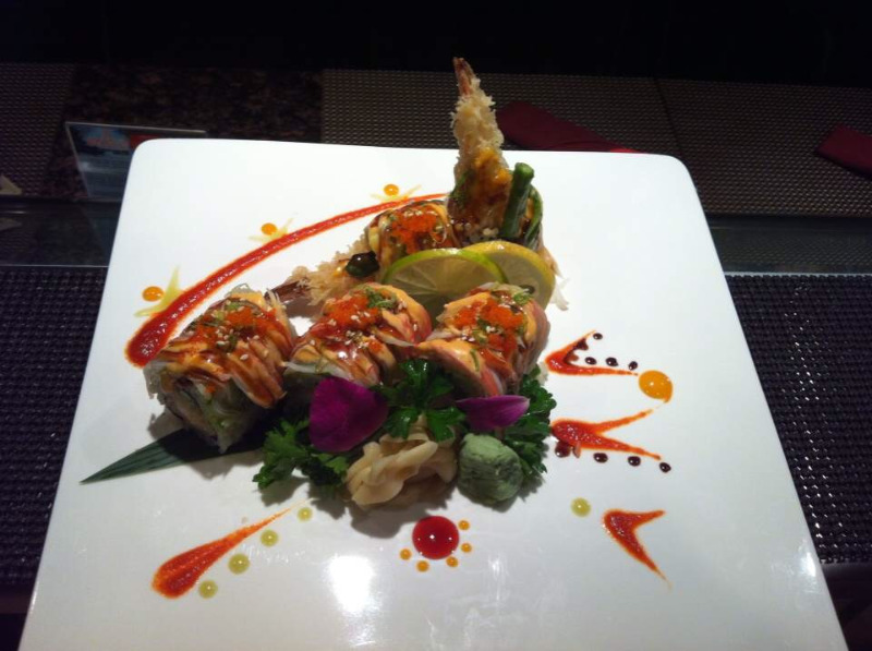 6. Thai Spicy Roll Image
