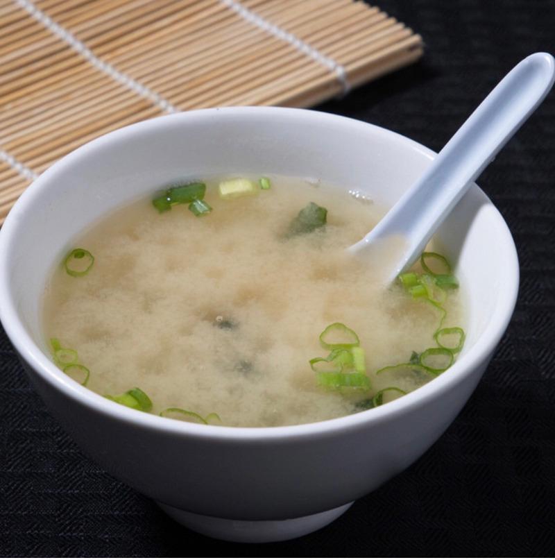 1. Miso Soup Image