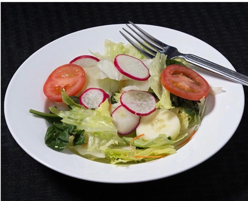 1. Garden Salad