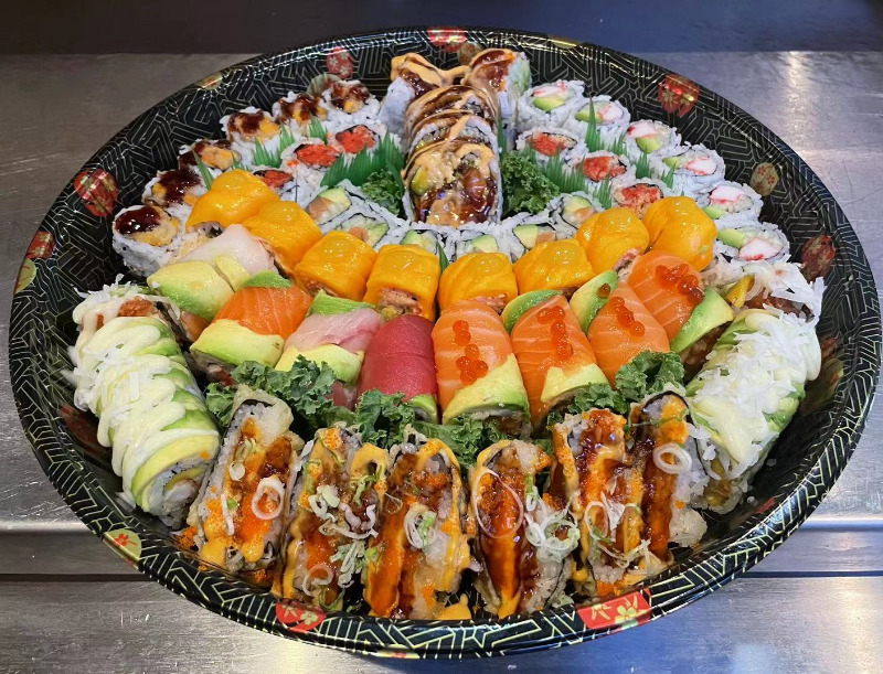 Four Seasons Party Tray Image