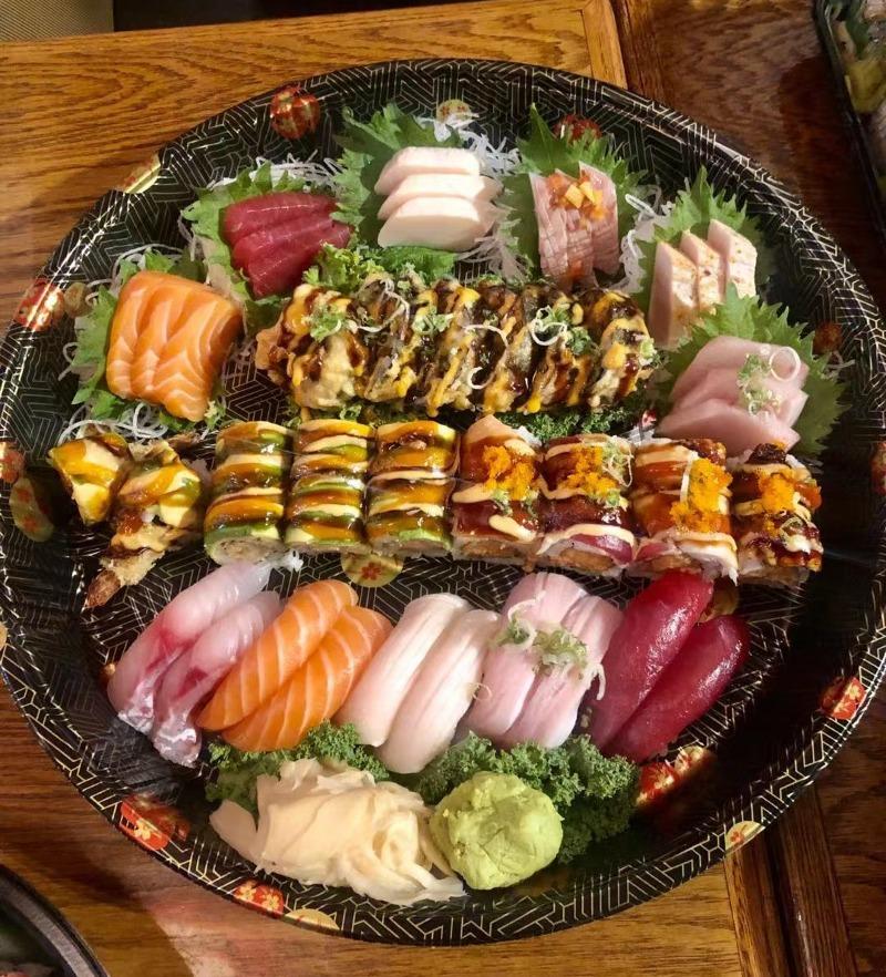 15. Sushi & Sashimi Party (For 3) Image