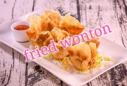 炸云吞 14. Fried Wonton (10) Image