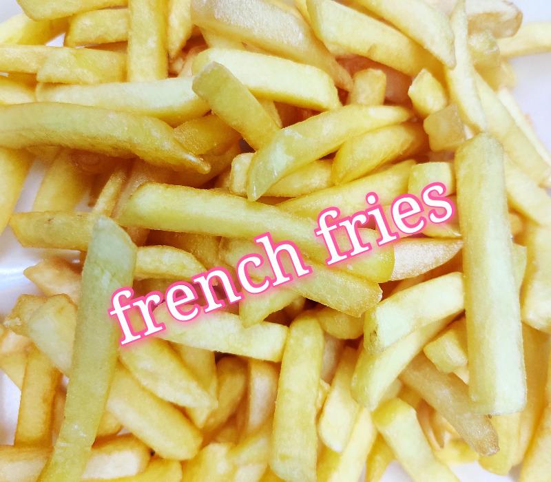 薯条 French Fries Image