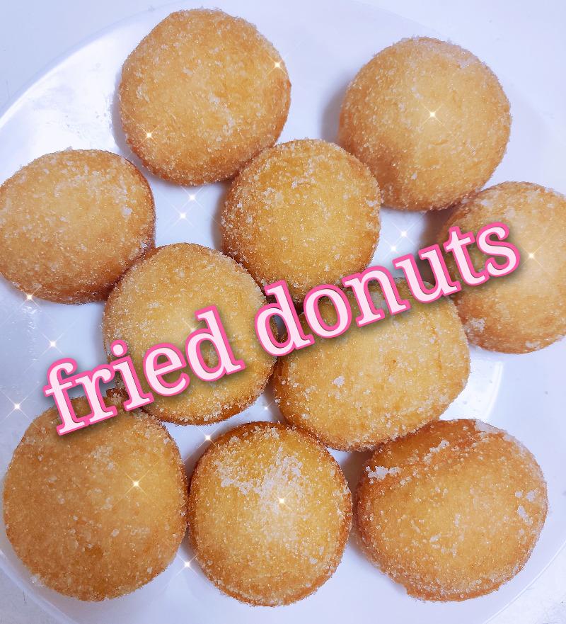 炸包 9. Fried Donuts (10) Image