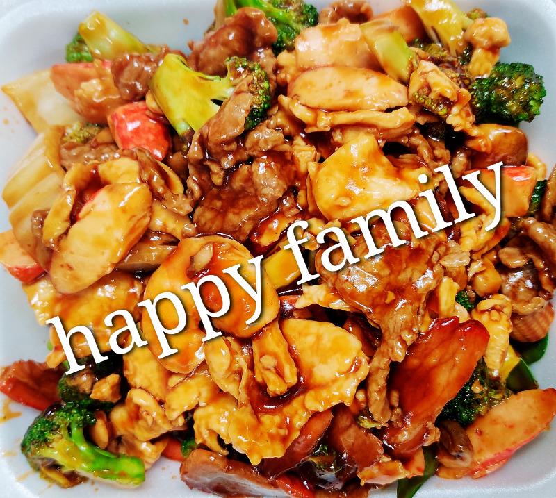 全家福 1. Happy Family Image