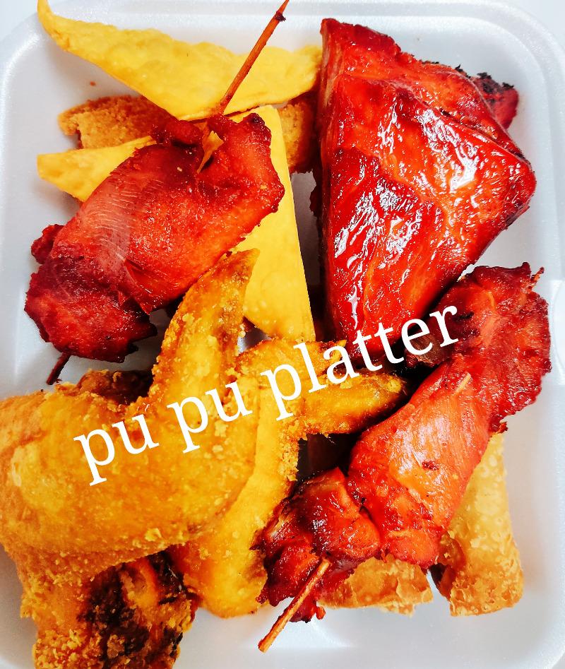 宝宝盘 13. Pu Pu Platter