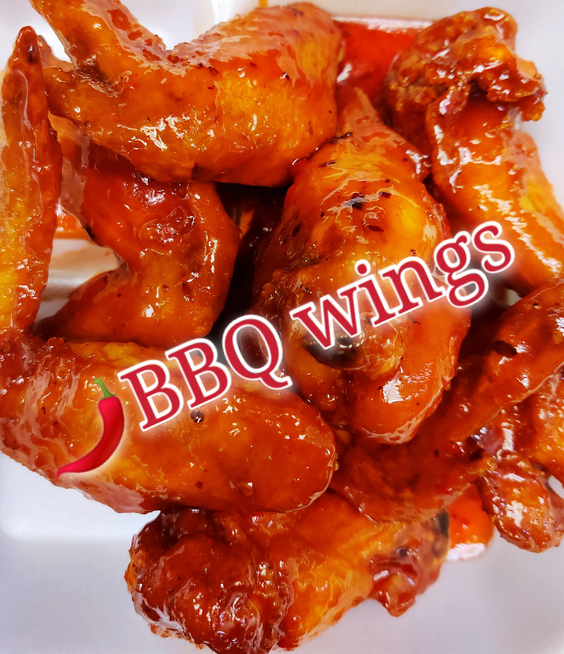 烧烤鸡翼 1. B.B.Q. Wings Image