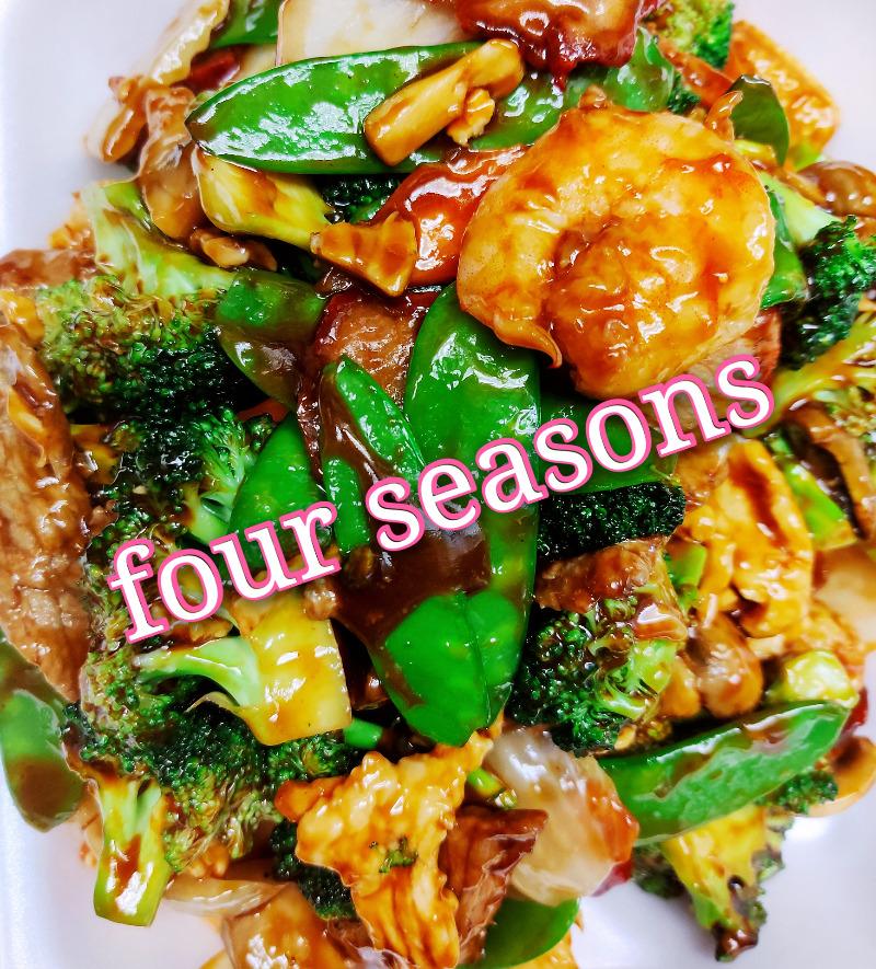 炒四季 2. Four Seasons Image