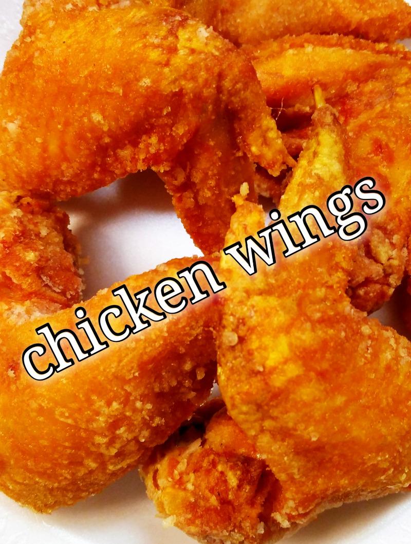 炸鸡翼 1. Fried Chicken Wings (20 pcs) Image