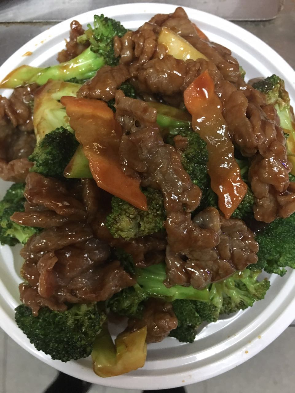 89. Beef w. Broccoli Image