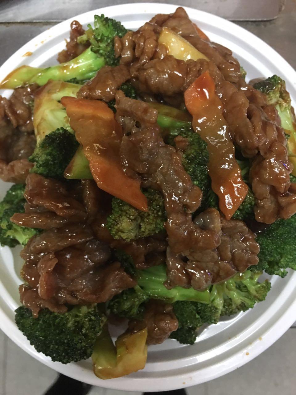89. Beef w. Broccoli Image