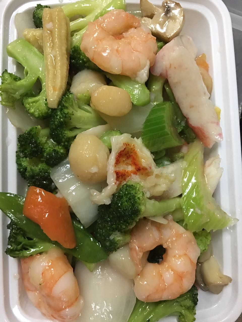 S 1. Seafood Combination Image