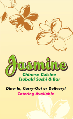 Jasmine and Tsubaki Sushi - Louisville