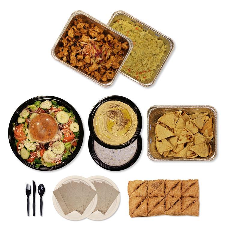 Buffet - 101 Chicken Kabob Image