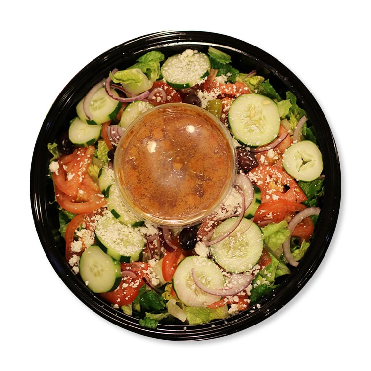 Greek Salad Bowl Image