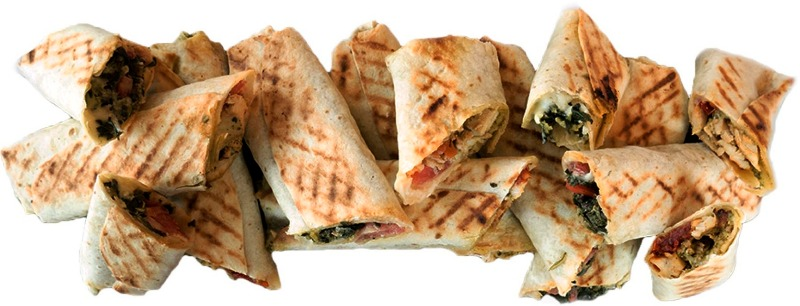 Mixed Panini Tray Image