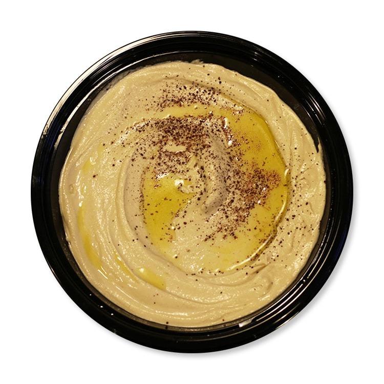 Hummus and Pita Platter Image