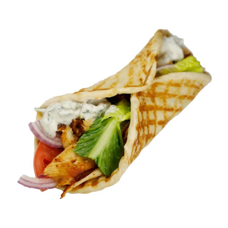 Pita Sandwich Box Image