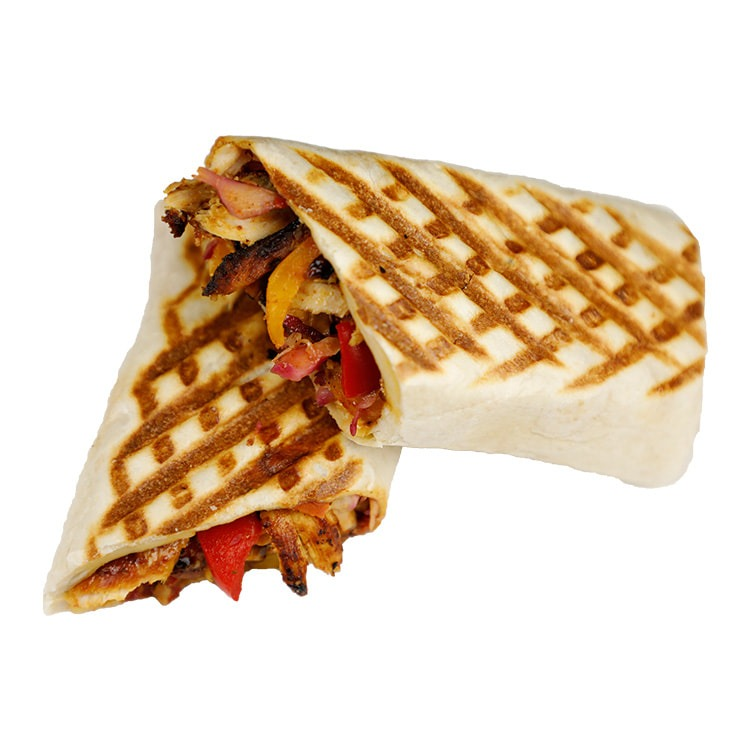 Grilled Panini Wraps Box Image