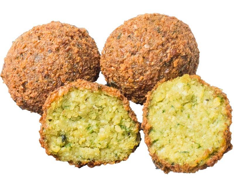 Falafel Tray Image