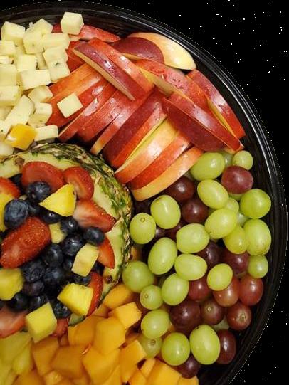 Mixed Fruit Tray Image