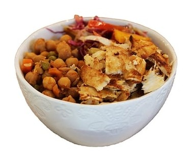 Craft Your Bowl - 3 Toppings