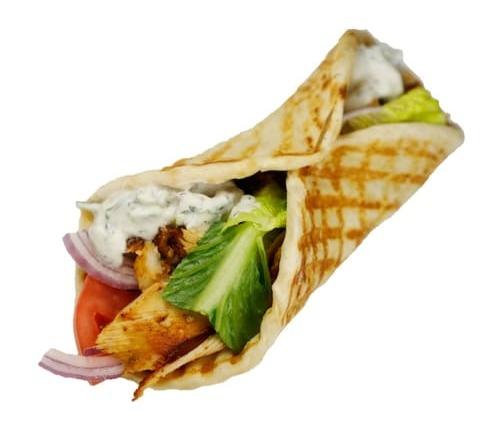 Chicken Pita (No Side) Image