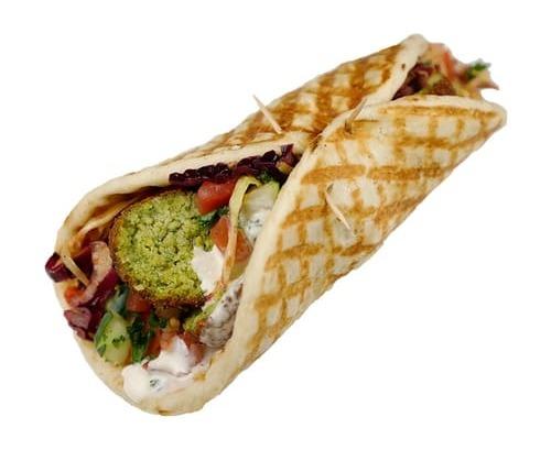Falafel Pita (No Side) Image